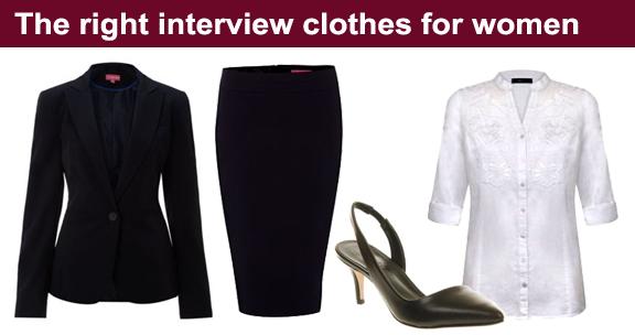 Shirt And Job Interview