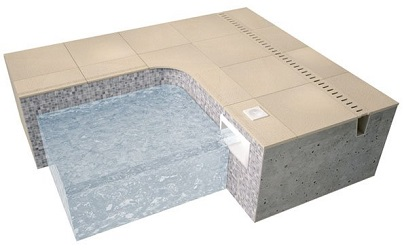 Terra antiqva baldosas piscina azulejos zaragoza gres y for Azulejos en zaragoza