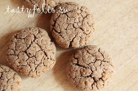 печенья без сахара и яиц