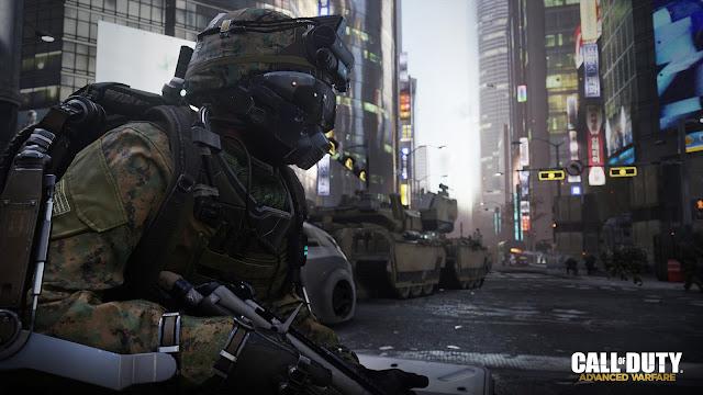 Call Of Duty: Advanced Warfare HD Wallpaper