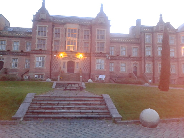 Mental hospital birmingham