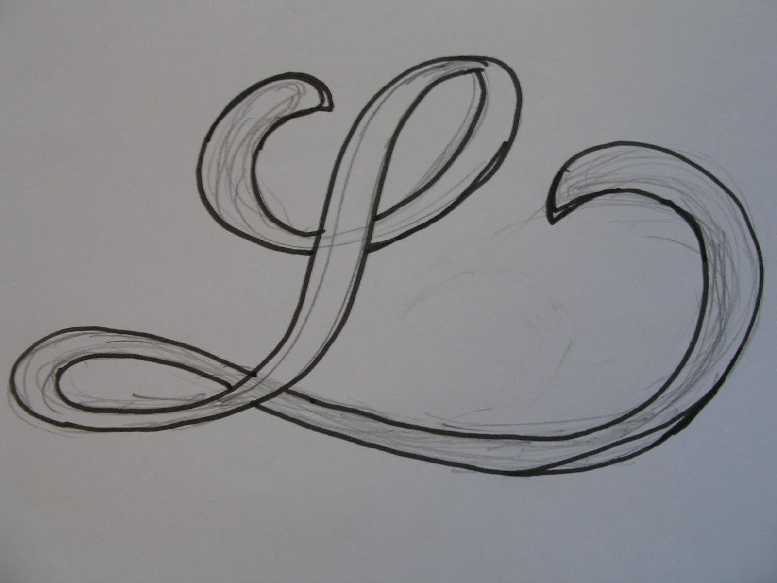A Place To Flourish Leaf Script Calligraphy Flourish Friday