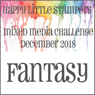 +++HLS December Mixed Media Challenge