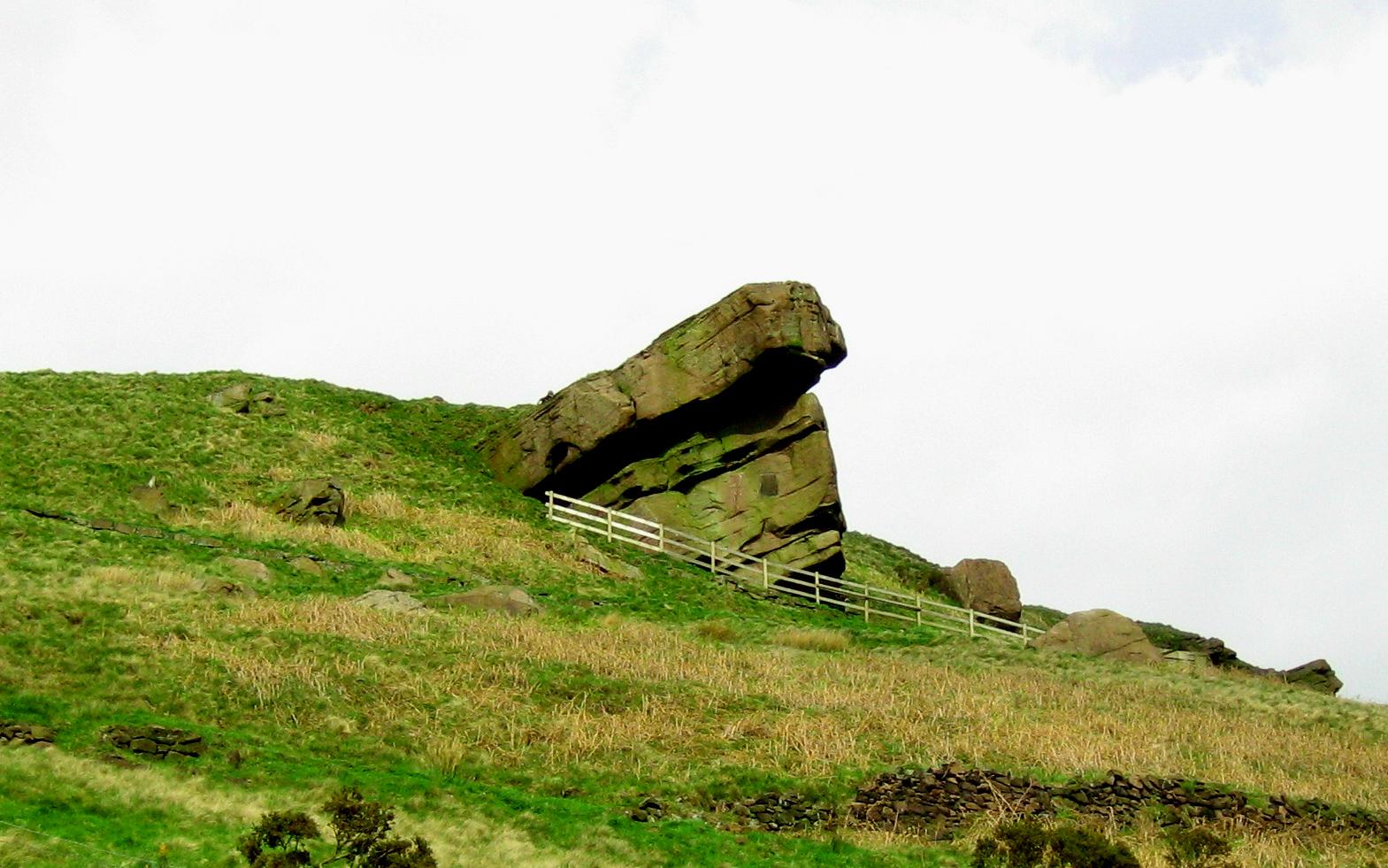 Hanging Stone, Sraffordshire