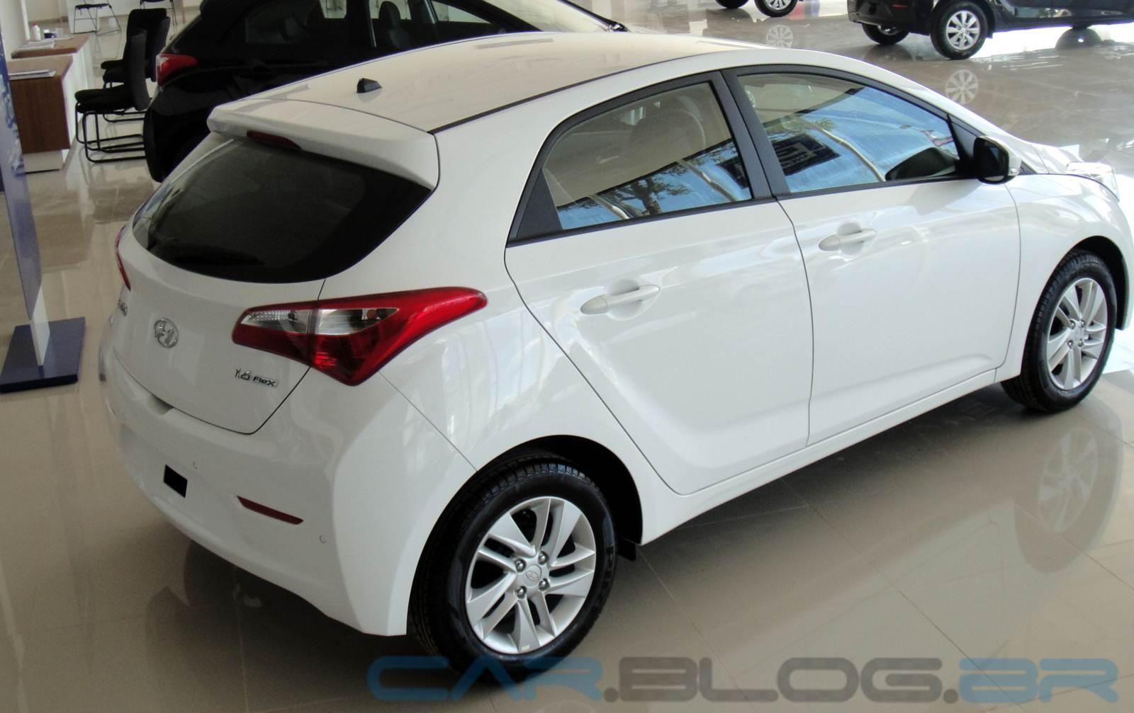 Hyundai HB20 2014 - Branco