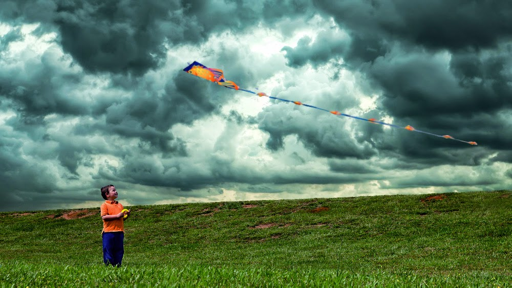Resurfaced in Saarland flying kites disappeared boy (9 ) in Prague