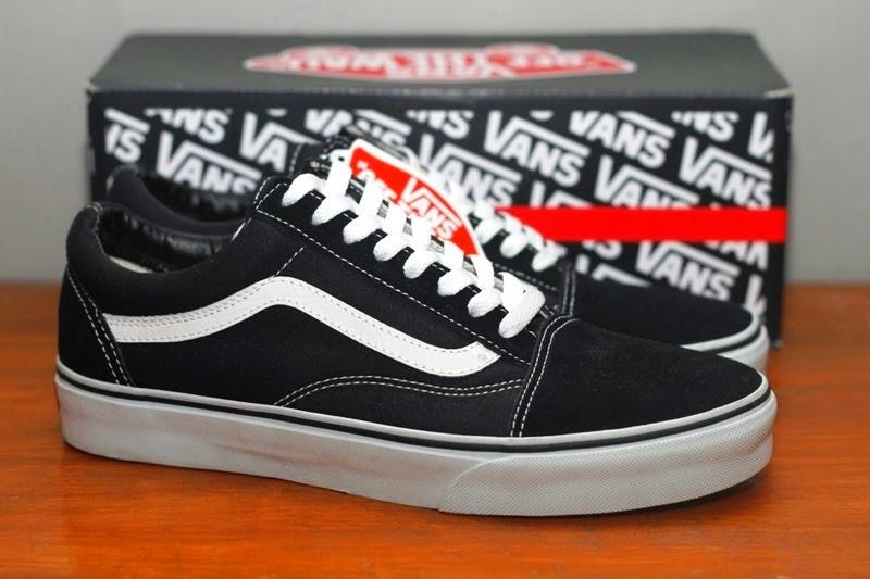 sepatu vans old school murah