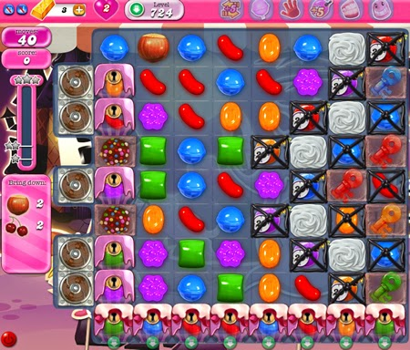 Candy Crush Saga 724