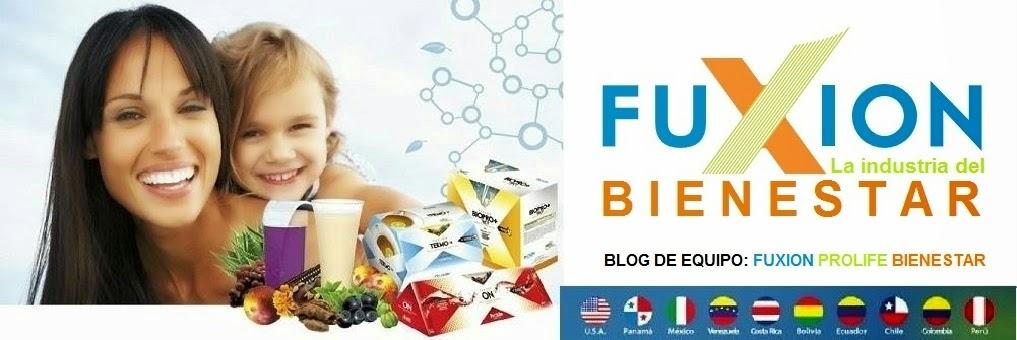 FuXion Bienestar - Productos 100% naturales