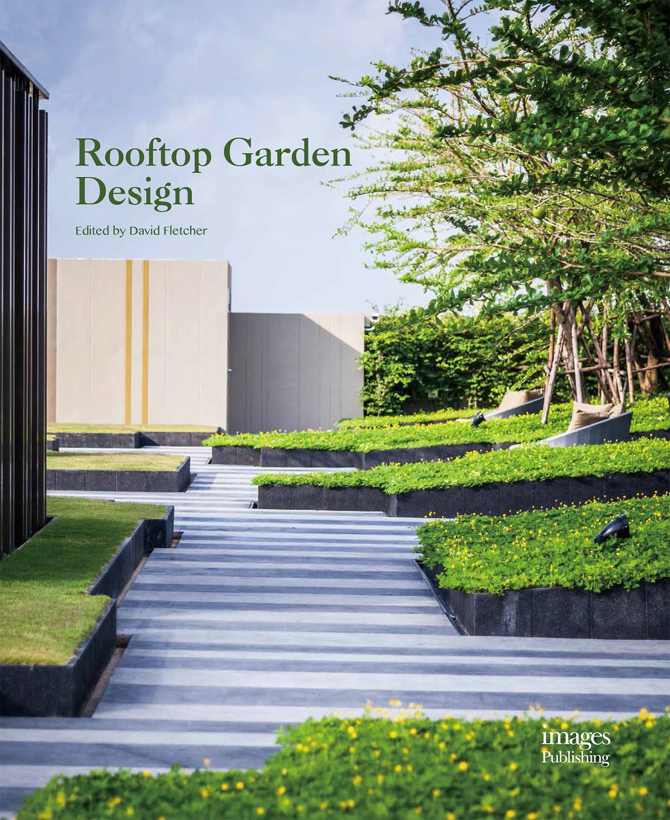 Color outside the lines book review rooftop garden design for Landscape design books