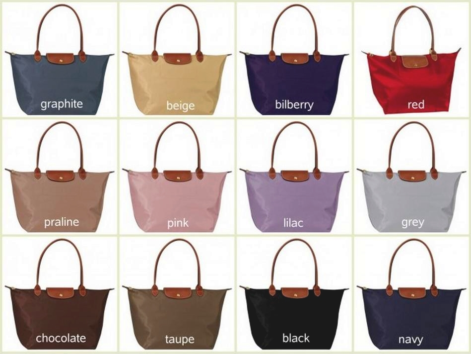 Longchamp Bag Le Pliage Colours : Ladies bag  longchamp le pliage tote medium