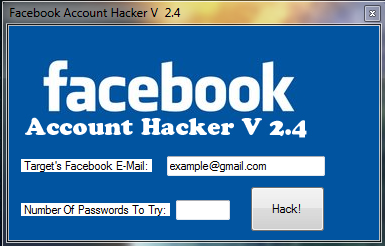 Facebook Account Exact Hacks Tool - Exact Hack