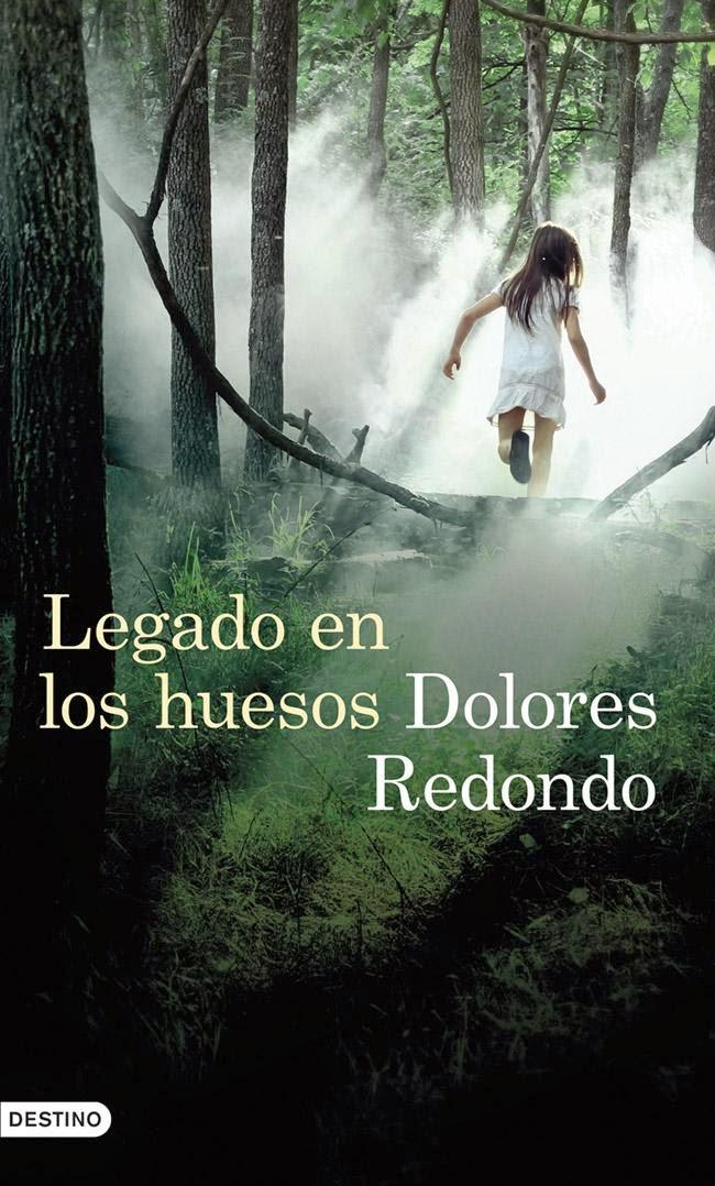 Legado en los huesos - Dolores Redondo (2013)