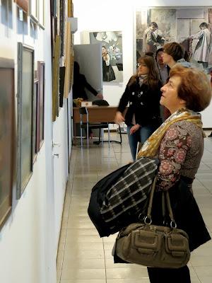 Киев, Галерея Митець: Свободная изменчивость