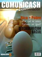 """Edicion No. 5 """"Discriminación"""""""
