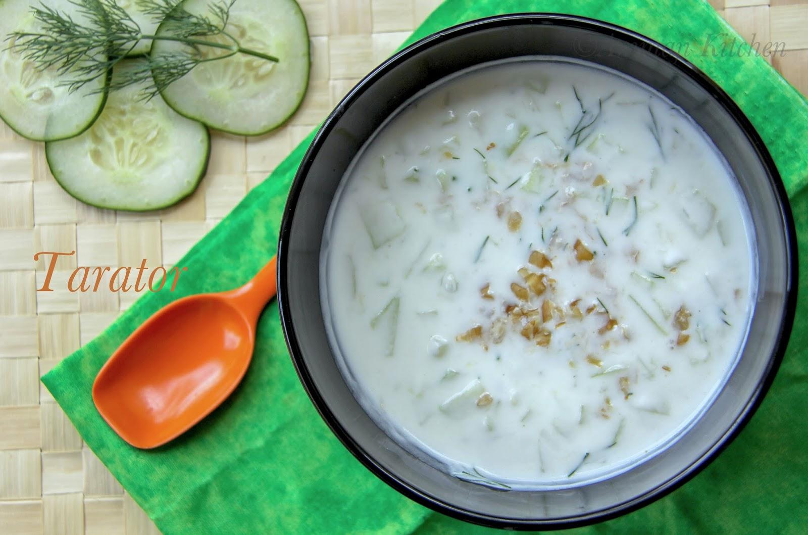 Суп таратор рецепт