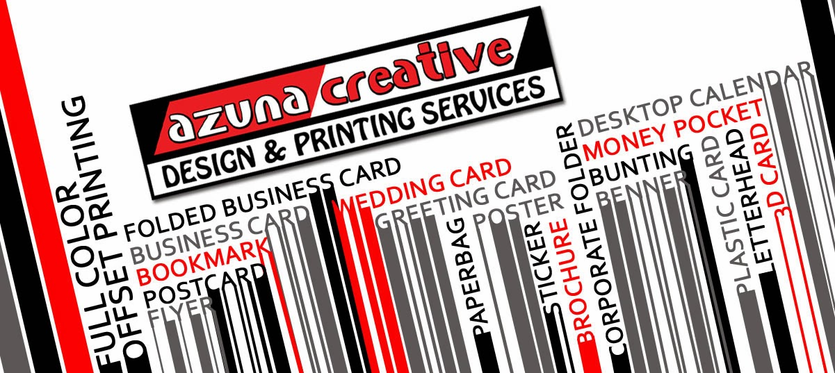 Azuna Creative Design And Printing Services