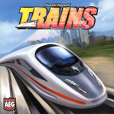 Trains AEG