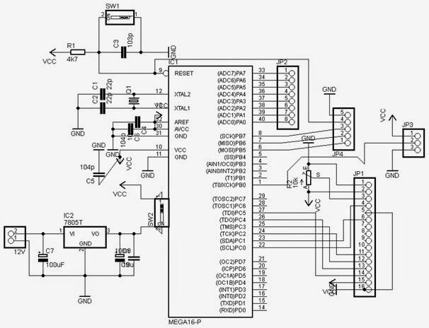 cara membuat thermometer digital dengan ds1820