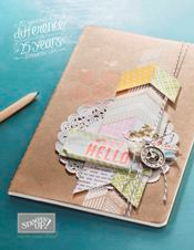 Stampin' Up! Spring Catalog Photo