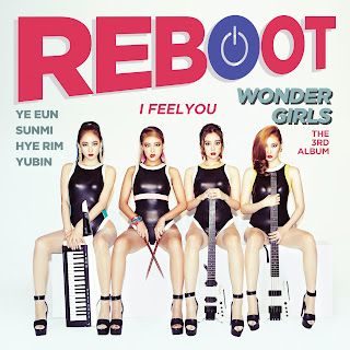 Wonder Girls Full Album REBOOT 2015