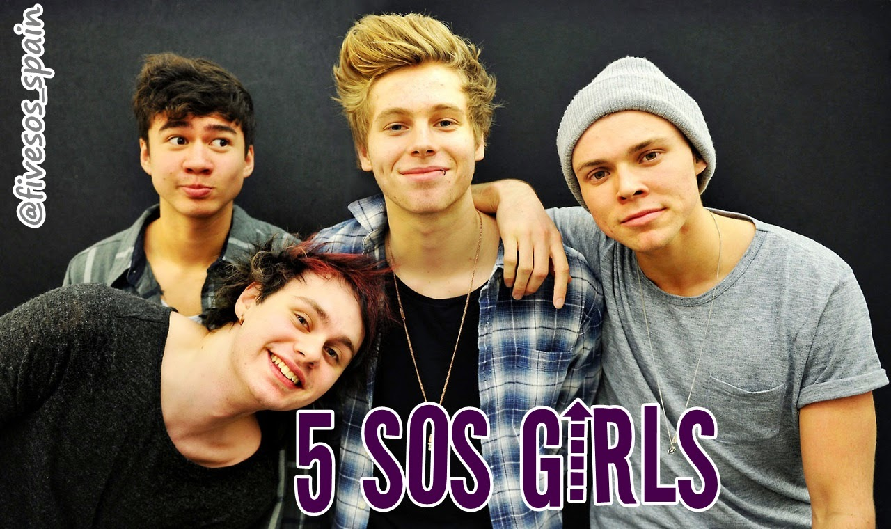 5 Seconds Of Summer Girls