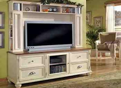 Desain Ruang TV Bergaya Modern