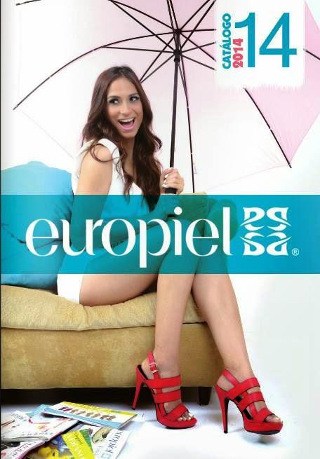 Catalogo Europiel Campaña 14 2014