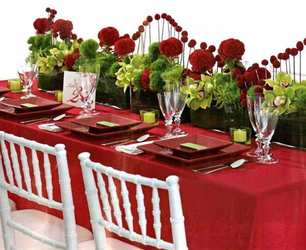 Green emerald and red ideas wedding bells wednesday march 13 2013 colour of the year emerald green red ideas wedding bells wedding decoration ideas no comments junglespirit Gallery