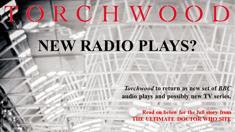 Torchwood - New Radio Plays?