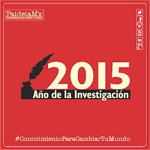 2015: año de la investigación