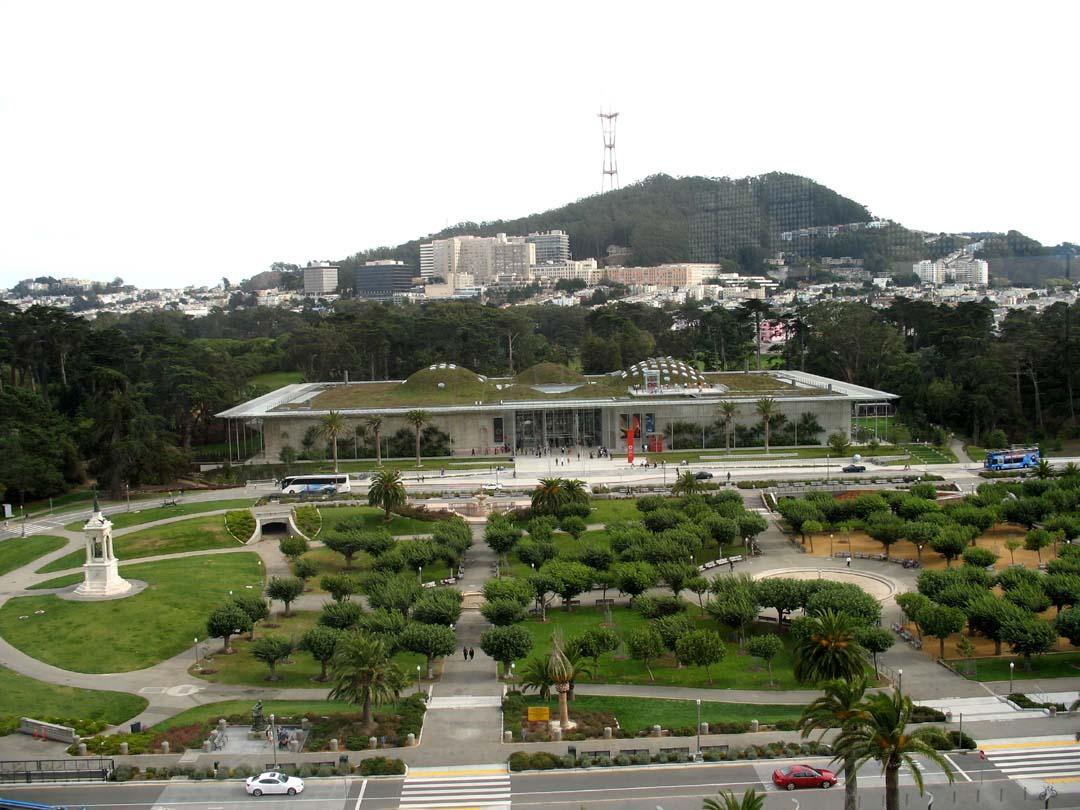 Museum Of Natural History Sf Ca