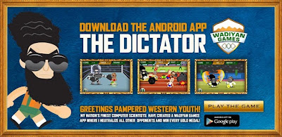 DOWNLOAD GAME THE DICTATOR WADIYAN  KHUSUS ANDROID GRATIS