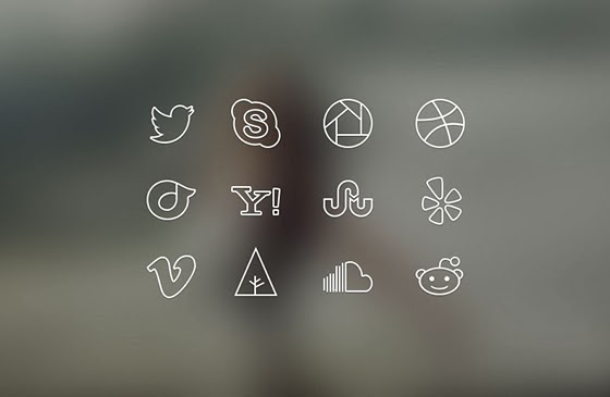 social, icons, free, social media, icon sets,