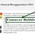 Menambahkan Comment Bubble Pada Blogger