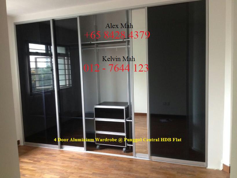 Malaysia And Singapore Renovation Aluminium Wardrobe And Aluminium Kitchen Cabinet 7 Reasons