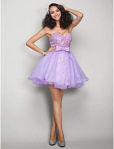 Espectaculares vestidos de fiesta con lentejuelas | Tendencias