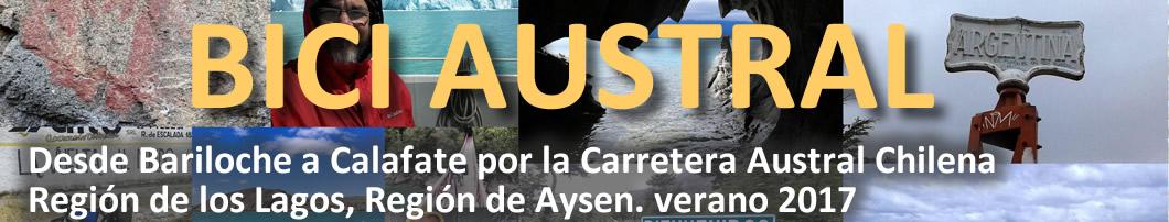 CARRETERA AUSTRAL CHILE 2017