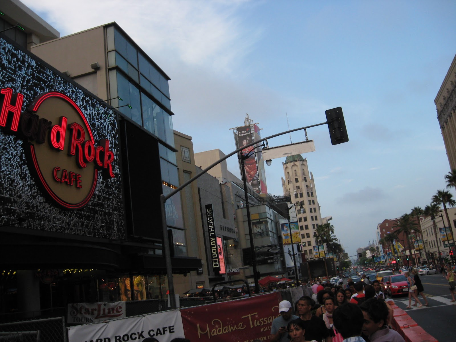 hard rock hollywood