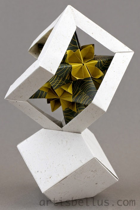 Origami Decorations: Modular Ornament