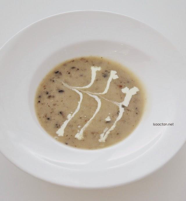 Mushroom Soup - RM8.90