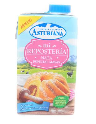 Central lechera asturiana Nata para repostería
