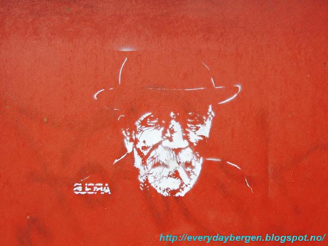 Street Art Bergen
