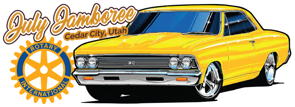 July Jamboree Cruise In Cedar City Utah classic cars festival july main street antique chevy ford