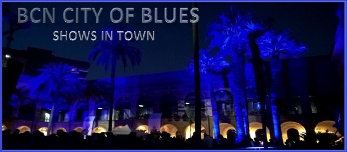 BCN CITY OF BLUES