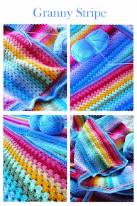 Granny Stripe Colour Sequence