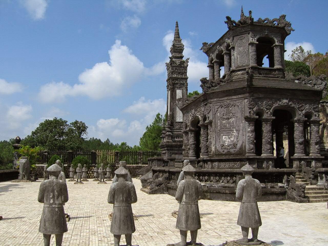 Hue, Vietnã (hoje)