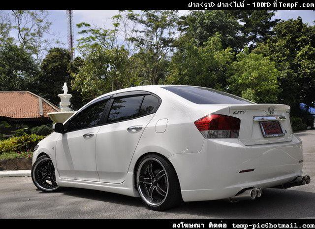 Modified Cars: Modified Honda City 2012