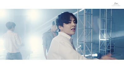 EXO Xiumin in Love Me Right MV