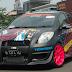 Contoh Modifikasi Toyota Yaris Street Racing Terbaru 2016